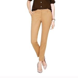 J. Crew Cafe Capri Pants